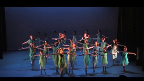 Irish National Youth Ballet Promotional Video