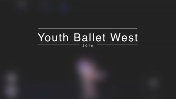 Youth Ballet West - Opening Title